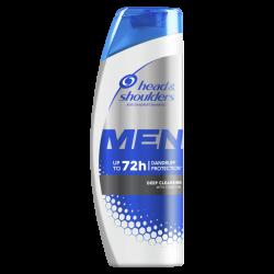 Men Deep Cleansing Shampoo - bottle