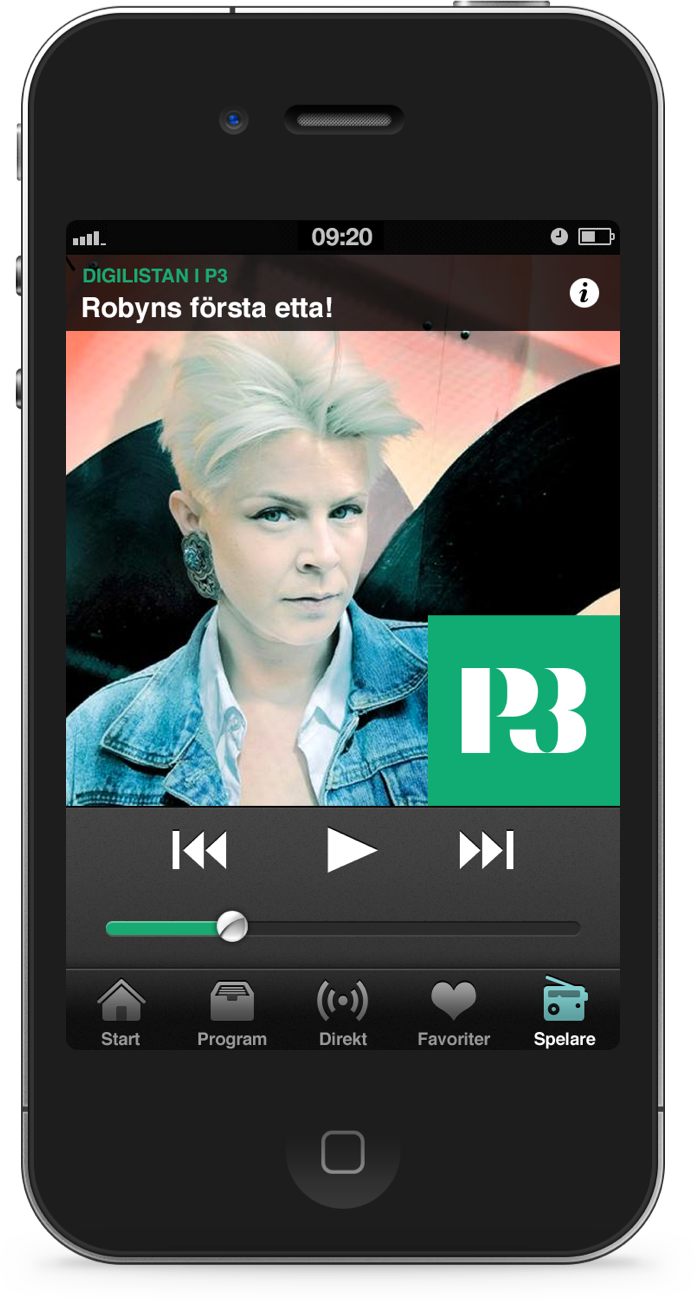 SR Play app 2012