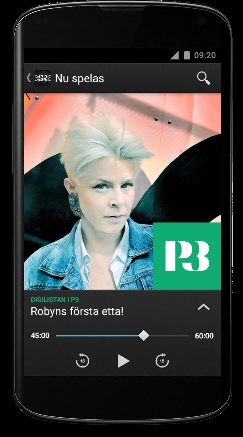 SR Play app 2014