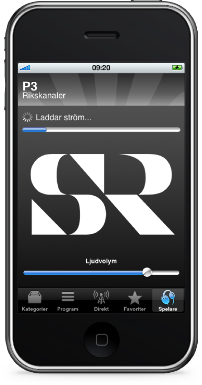 SR Play app 2010