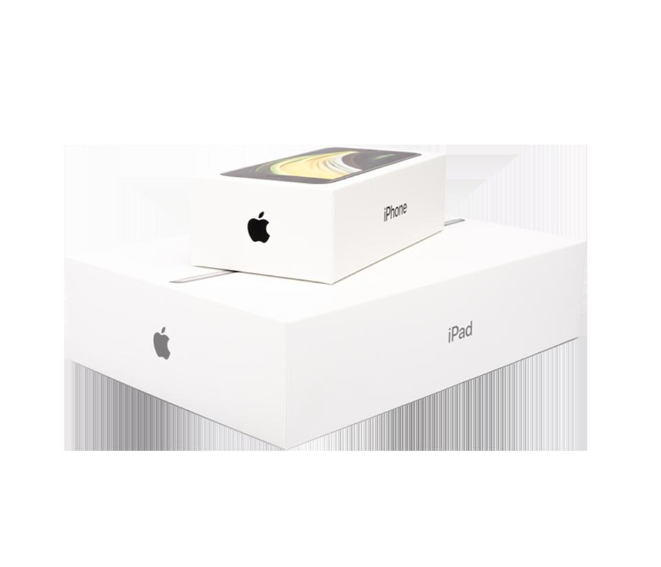 SiS - Apple packaging