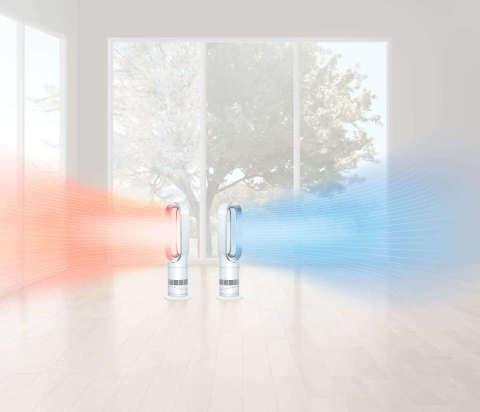 Chauffage ventilateur Dyson Hot+Cool™
