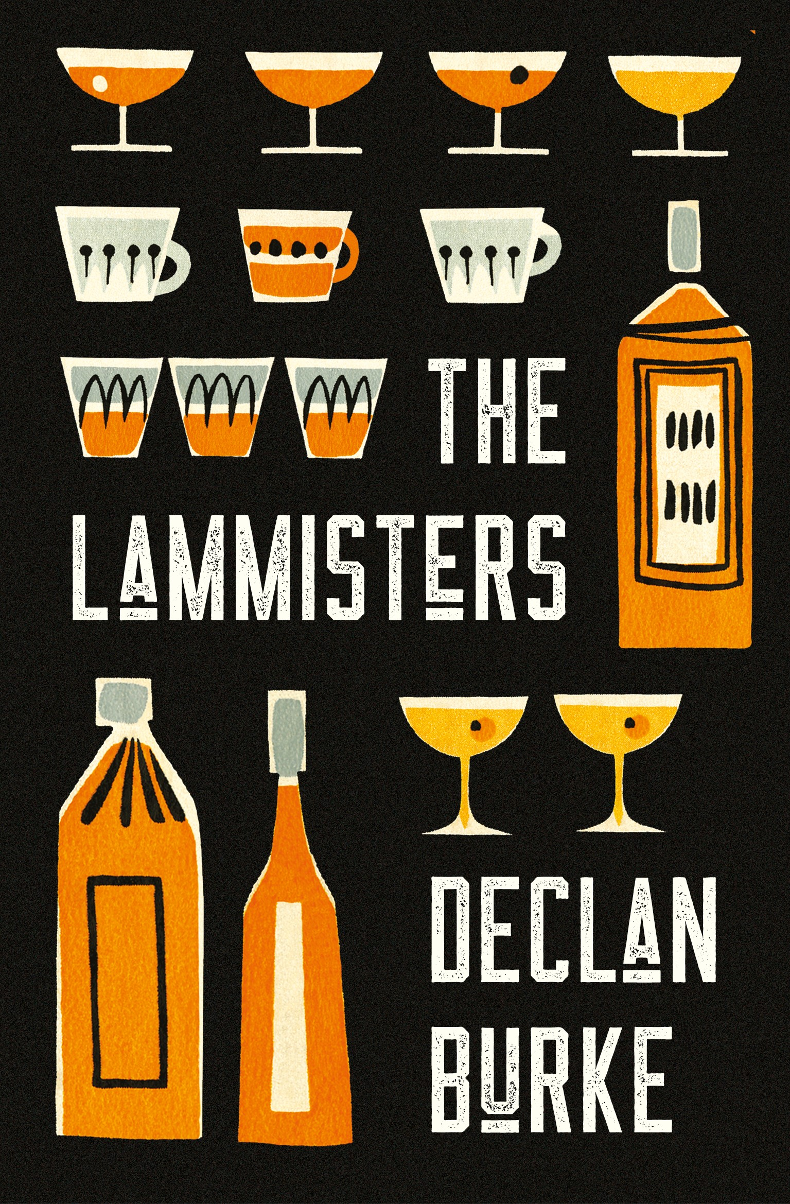 The Lammisters cover