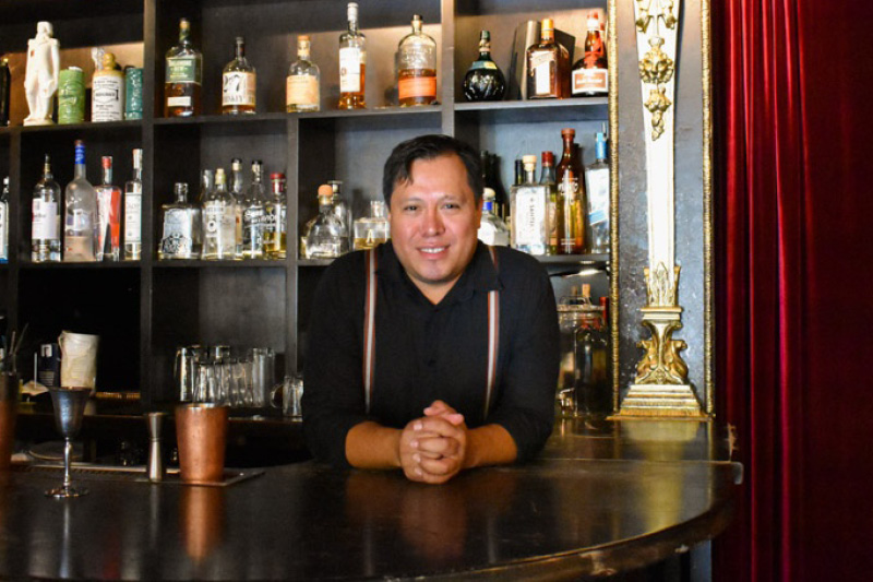 Miguel Aranda  New York City Bartender
