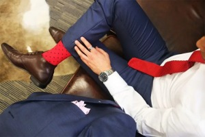 Matching Your Shoes with Your Suit