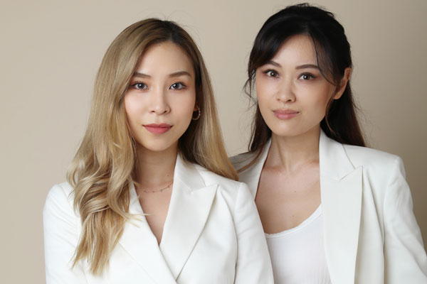 Tina Yong & Connie Chau