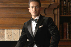 Black Tie Time: How to Design the Perfect Dinner Suit