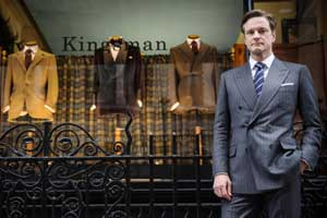 InStitchu's Top Three Looks From Kingsman: The Secret Service
