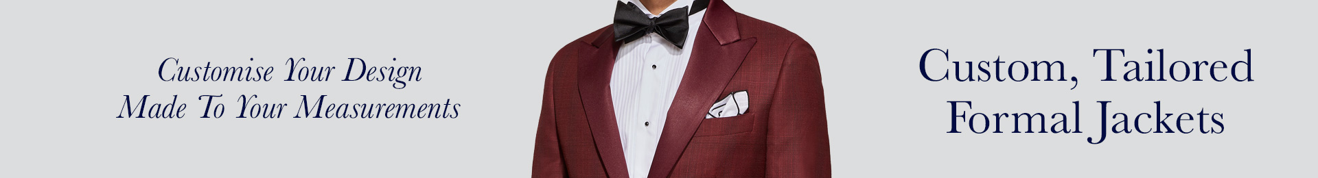 Formal Jackets & Blazers for Men