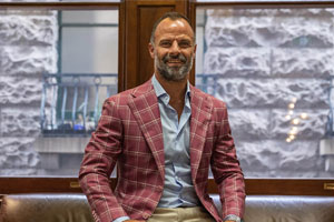 Custom(er) Stories: Ganellen Managing Director - Nick Kodos
