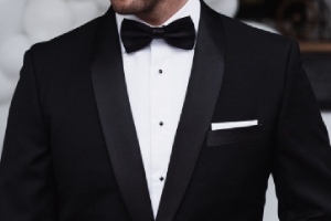 Wedding Style For Grooms—The Classics