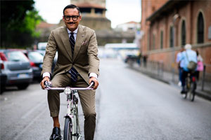 The world of Pitti Uomo