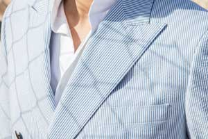 Dressing Down: The Double-Breasted Blazer