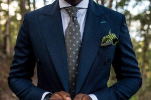 Italian Suiting Style