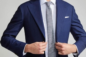 Pinstripe Panache: Why Your Next Suit Should be Pinstripe