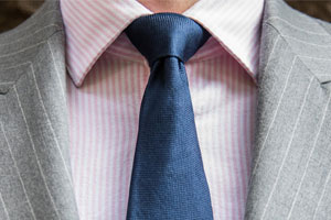 The Balancing Act of Perfecting the Pink Shirt