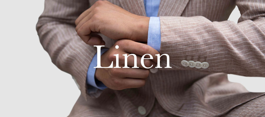 Men's Linen Collection