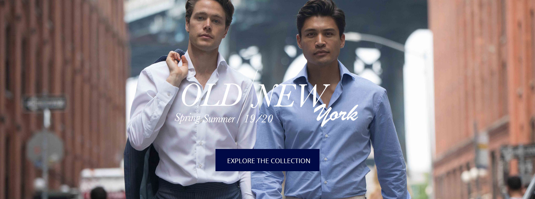 Old/New York - Spring Summer 2019