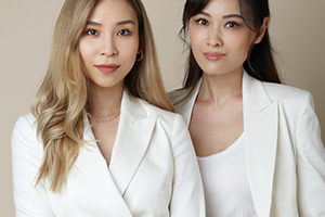 Custom(er) Stories: Tina Yong & Connie Chau