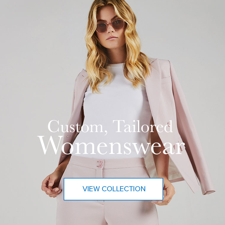 Custom Tailored Womenswear
