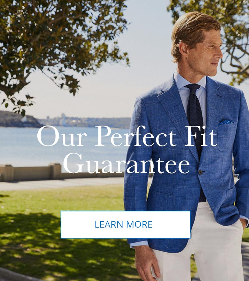 Our Perfect Fit Guarantee
