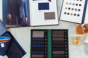 A Guide to Suiting Fabrics