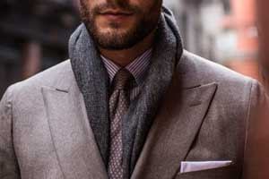 How to Layer Under Your Suit This Winter
