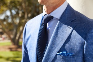 How To Design The Perfect Navy Blazer