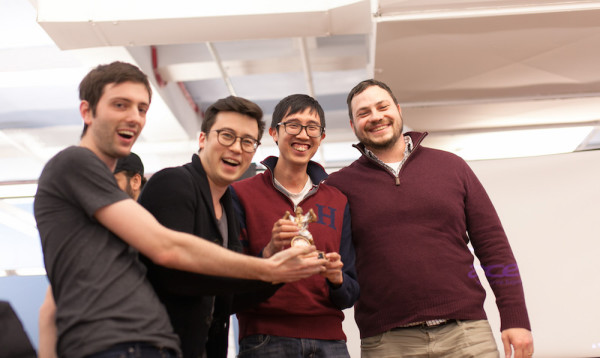 "What the Justworks Team Learned From a ""Surprise and Delight"" Hack Week"