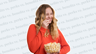 Know the real difference between benefits and perks.