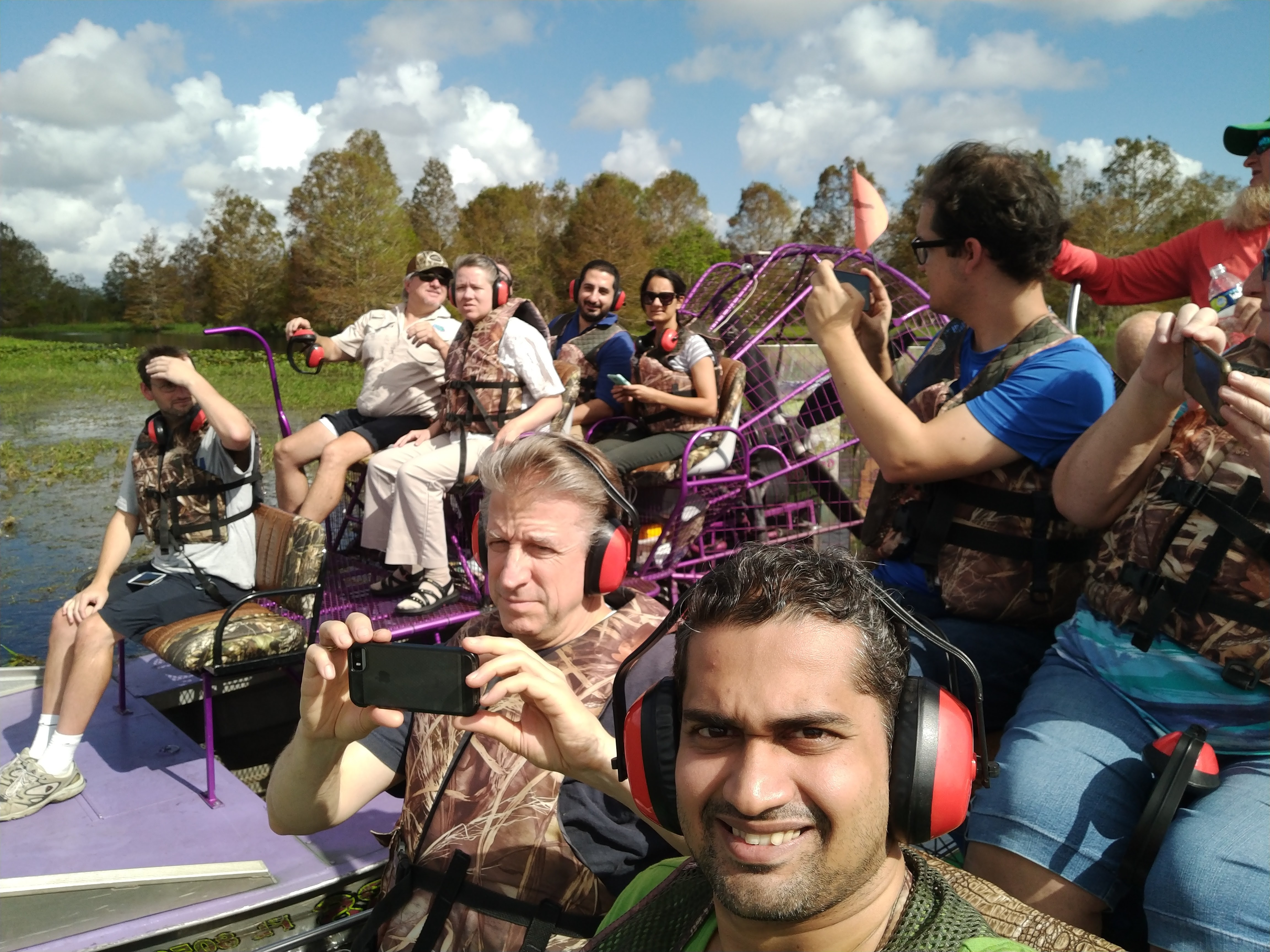 Cobalt-team-bonding-airboat