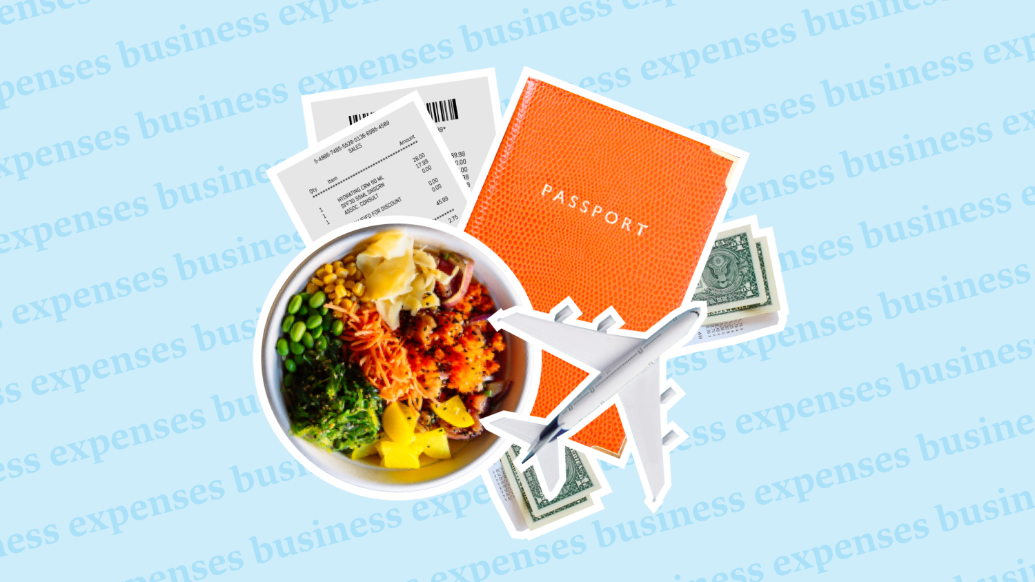 How to set up expense reimbursements for your small business.