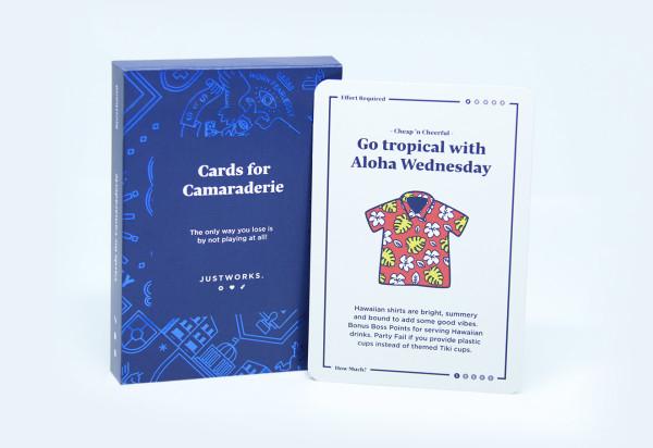 Cards for Camaraderie | Justworks