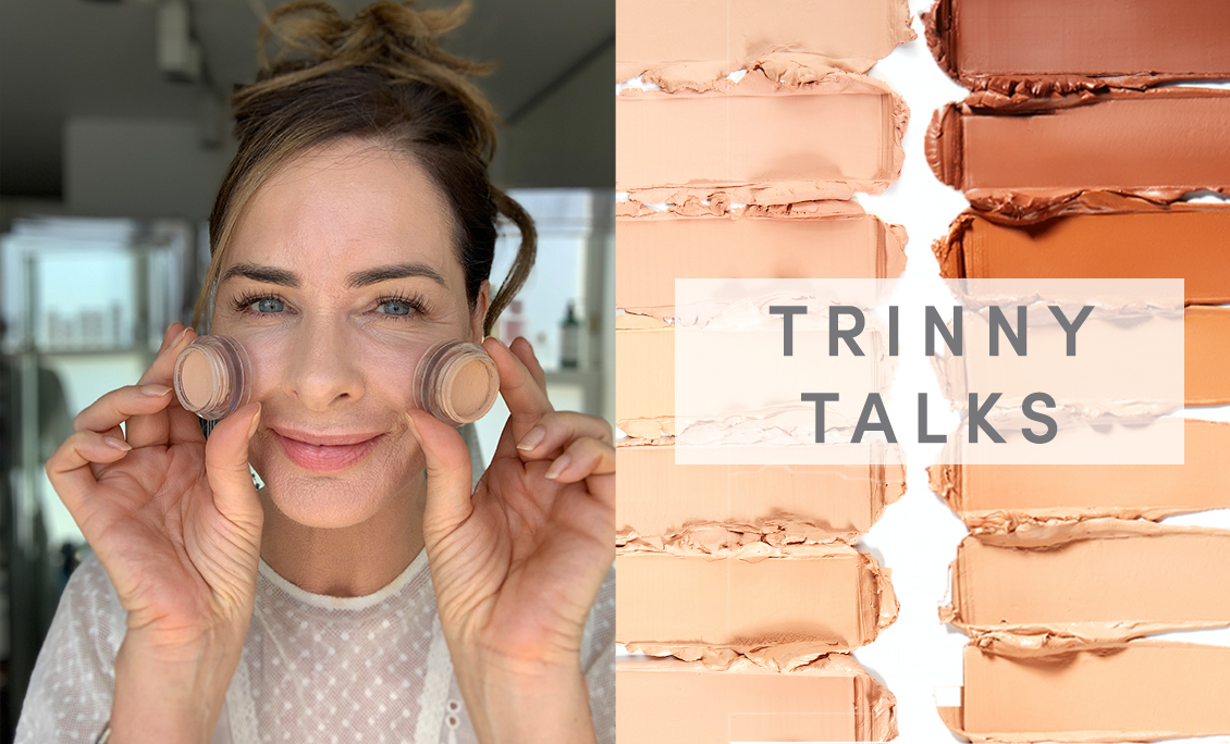 TRINNY TALKS | JUST A TOUCH