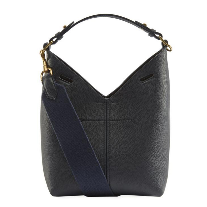 Anya Hindmarch Mini Grain Leather Build-a-bag Base
