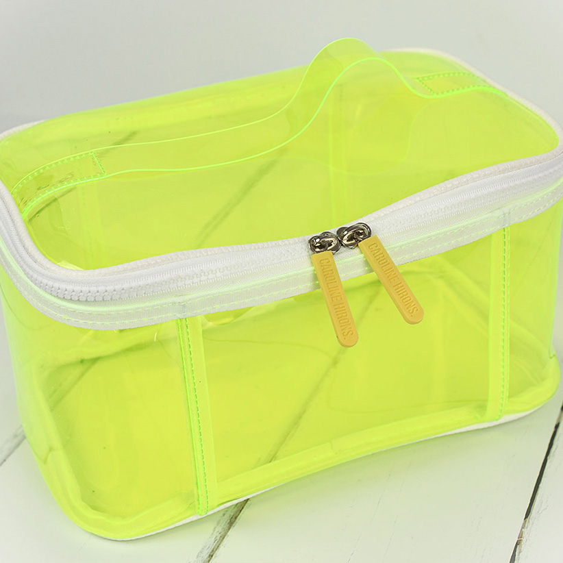 Neon Kit Washbag