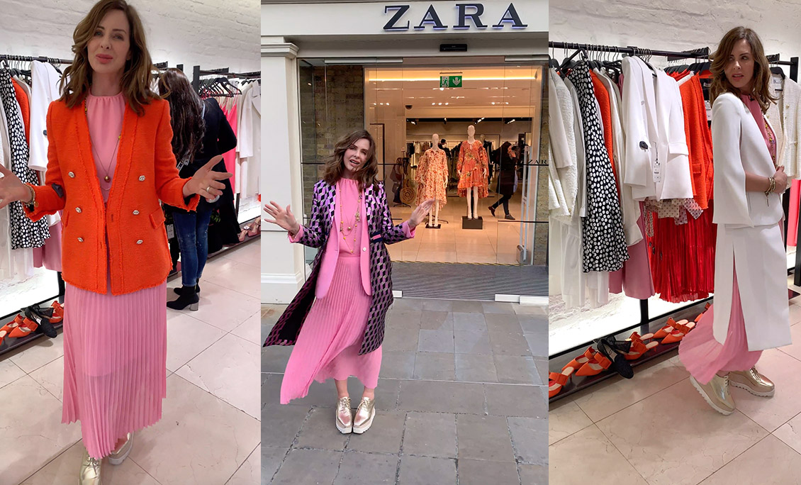 Zara Shop Up SS19