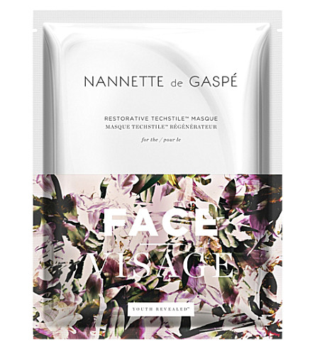 Restorative Techstile Face Masque