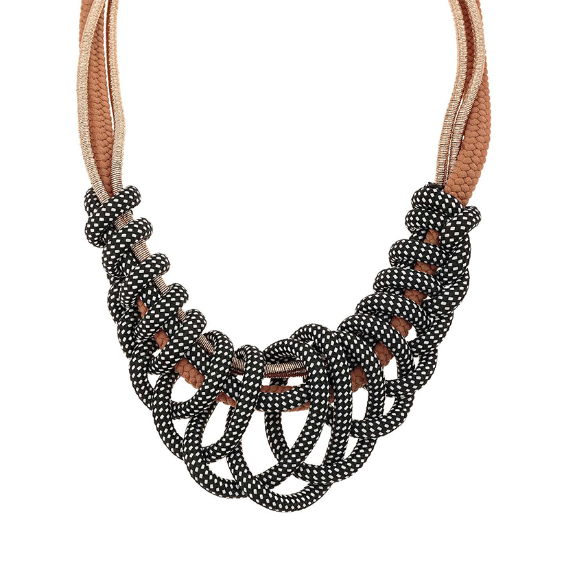 Cord Collar Necklace