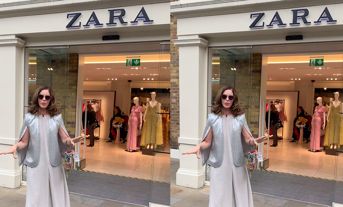ZARA SHOP UP
