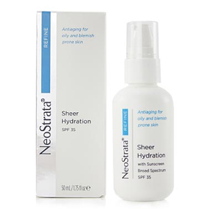 Sheer Hydration SPF 35 50ml