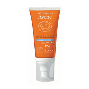 Emulsion Very High Sun Protection Cream SPF50