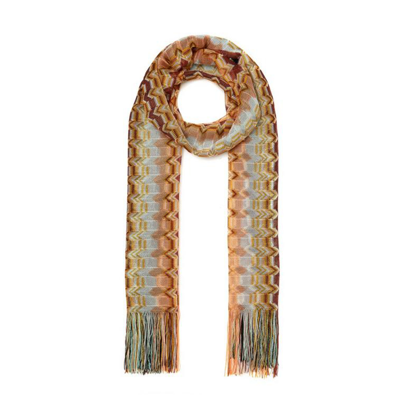 Missoni Geometric Stripe Scarf
