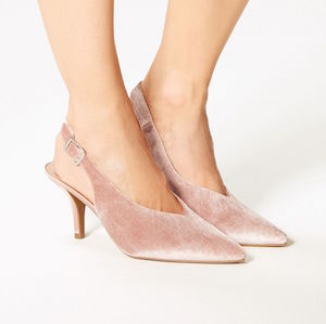 Stiletto Slingback Court Shoe