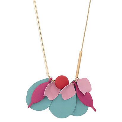 oliver bonas necklace 411