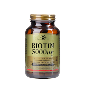 Biotin 500µg Supplements