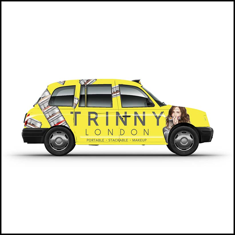 Trinny taxi show