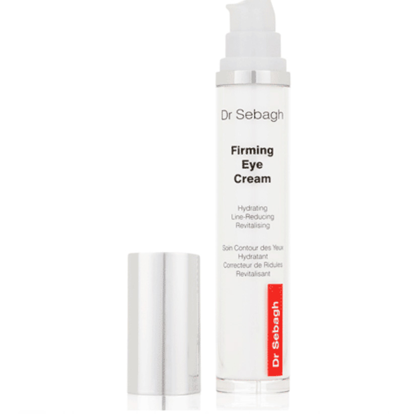 Blemish firming eye cream