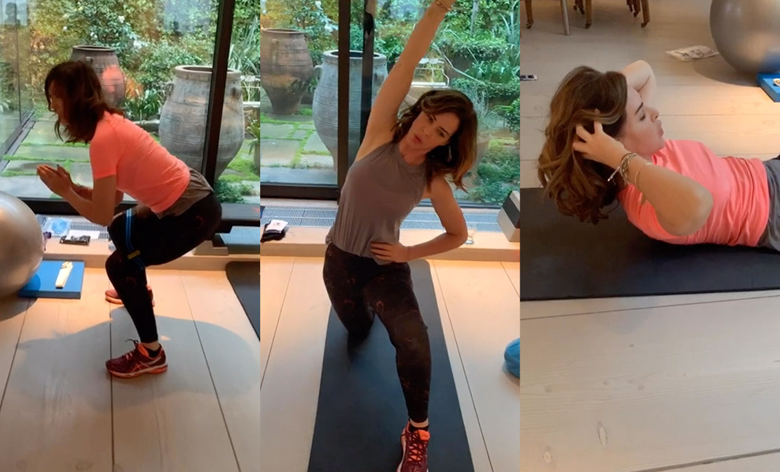 NATALIE WORKOUT II