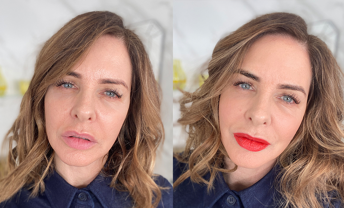 Makeup of the Week: Rossy Red Lip